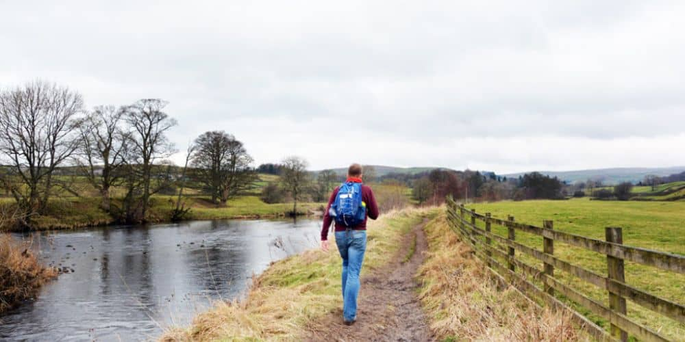 RECOMMENDATION A GT Dales Trail across North Yorkshire 011