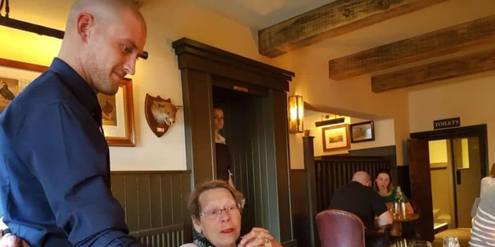 REVIEW The Fleece Pub in Addingham West Yorkshire 016