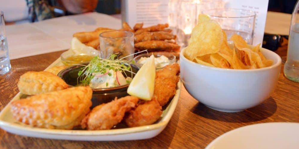 REVIEW The Fleece Pub in Addingham West Yorkshire 04