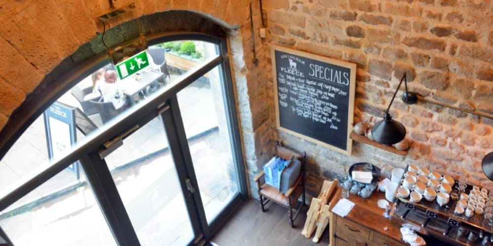 REVIEW The Fleece Pub in Addingham West Yorkshire 08