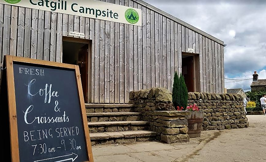 RECOMMENDATION | Family Camping – Catgill Campsite at Bolton Abbey – Yorkshire