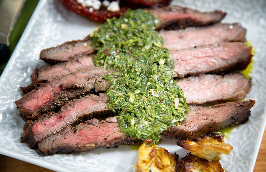 RECIPE | Chimichurri Sauce – Turn bland into bloody delicious