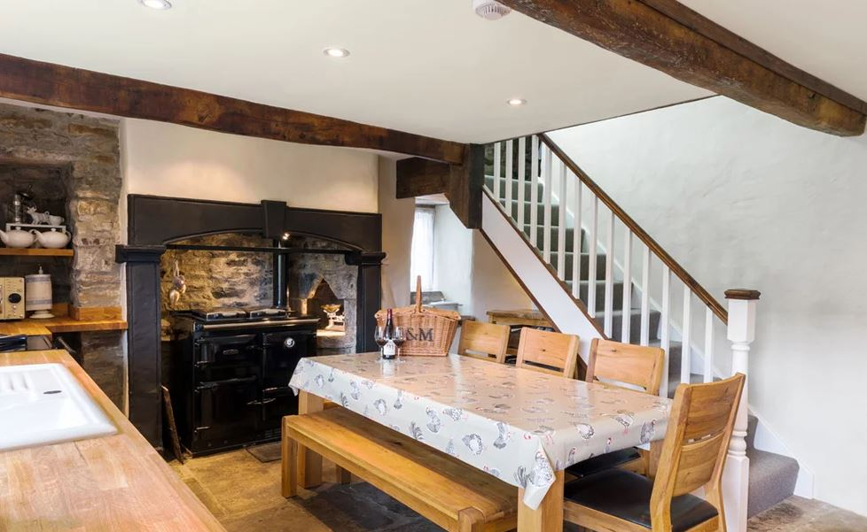REVIEW | School House Gunnerside Luxury Holiday Cottage in Yorkshire