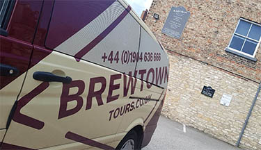 REVIEW | A Scenic Ale Trail of Yorkshire's Finest Micro-breweries with Brewtown Tours