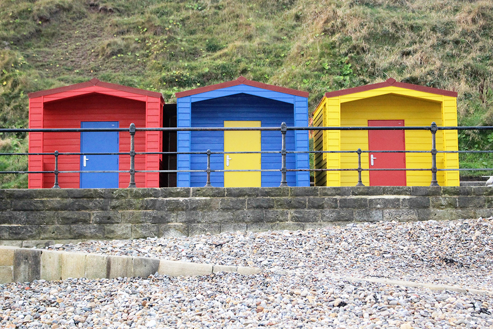 RECOMMENDATION | A Beach Hut Called Brian – Saltburn-by-the-Sea