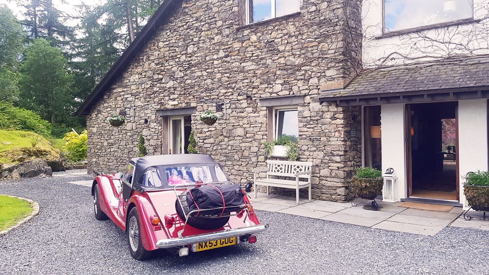 RECOMMENDATION | Heaven is a Lake House in The Lake District