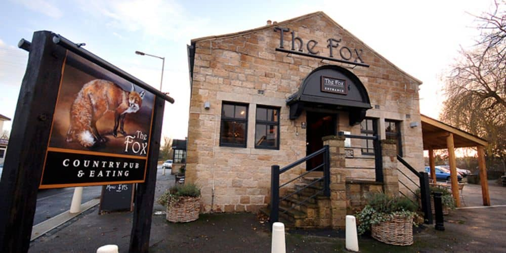 the Fox Menston Yorkshire 1