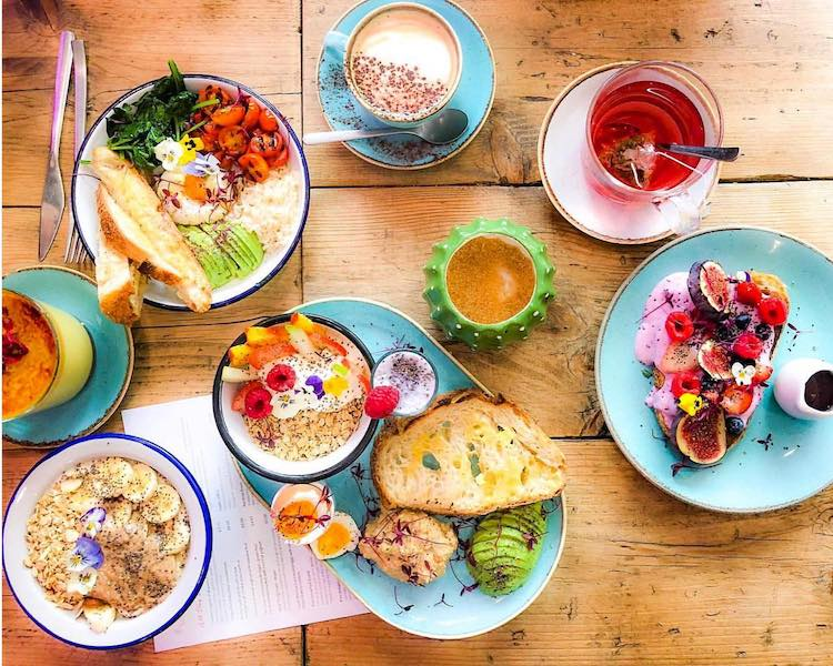 Our Top 10 | Vegan Cafés in Yorkshire
