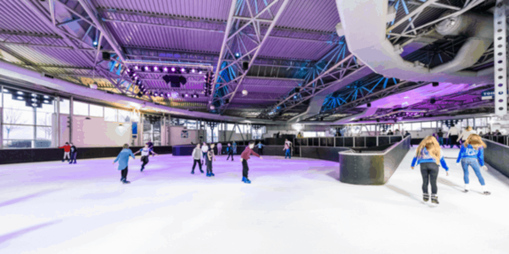 Our Top 5 Child Friendly Ice Skating Rinks in Yorkshire 02