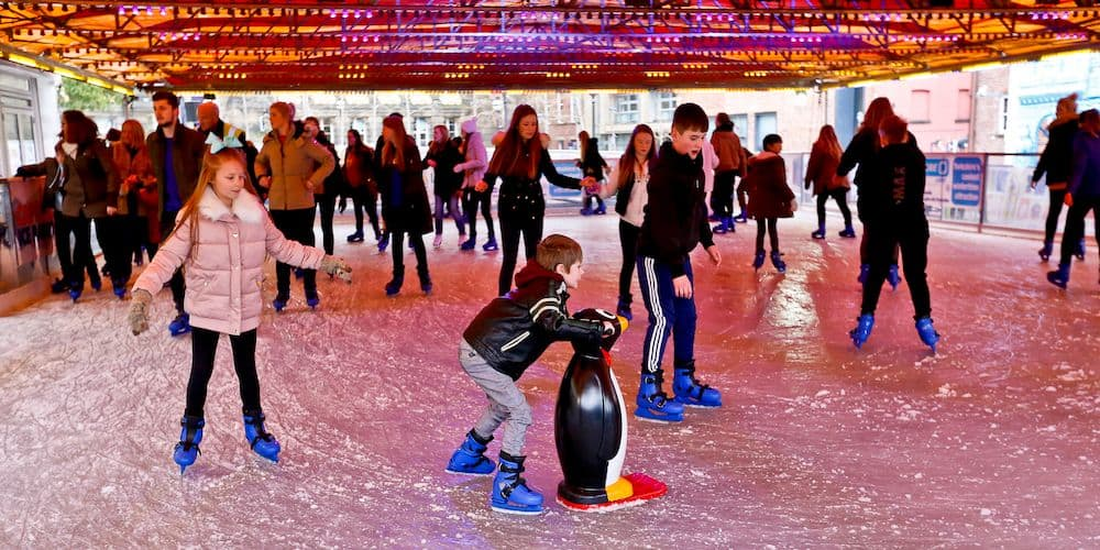 Our Top 5 Child Friendly Ice Skating Rinks in Yorkshire 05
