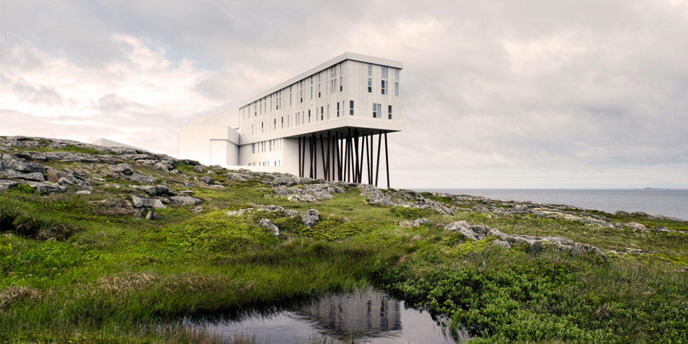 TRAVEL | A Whole New World of Luxury at Fogo Island Inn 94
