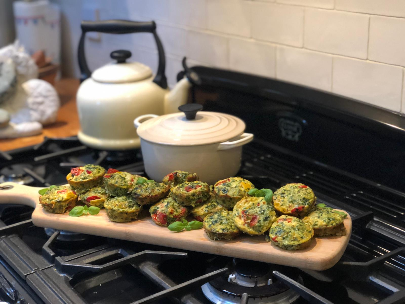 Recipe Healthy Breakfast Muffins Girl About Blogsquad