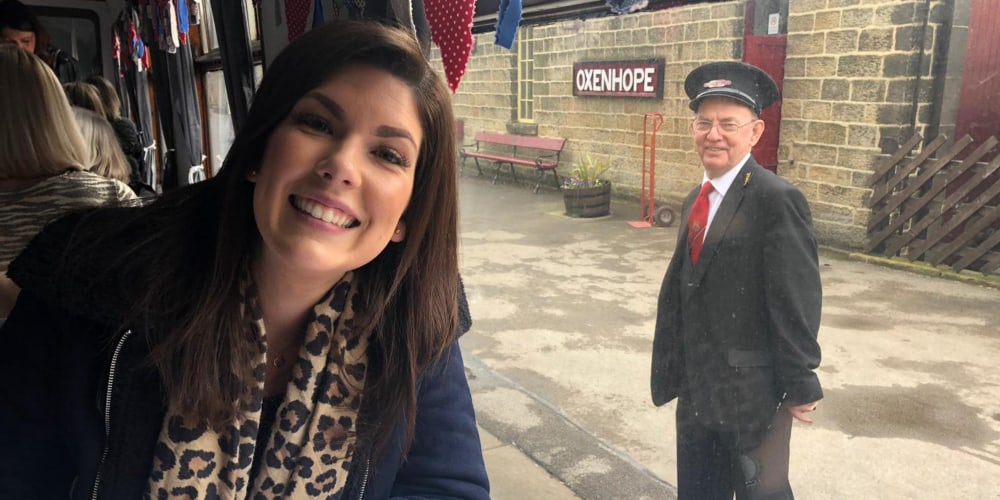REVIEW A Ride on The Gin Express in West Yorkshire