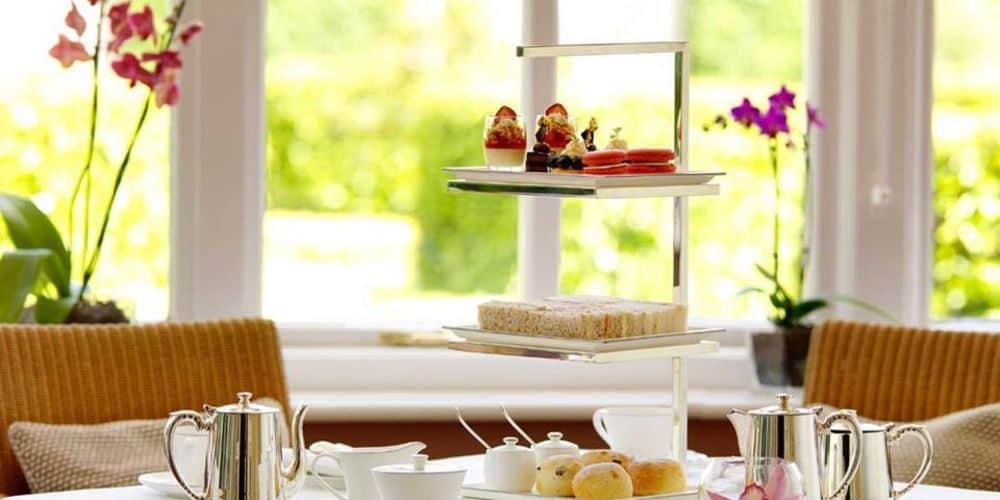 The Devonshire Arms Afternoon Tea