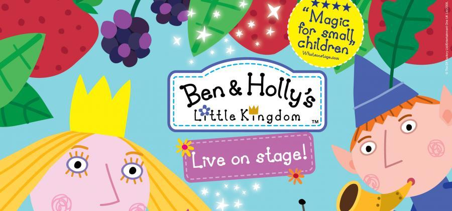 RECOMMENDATION | Ben and Holly's Little Kingdom Live