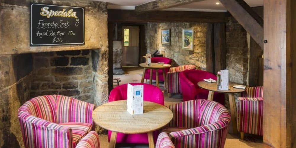 The Devonshire Arms Inn at Beeley – Hotels in The Peak District 87