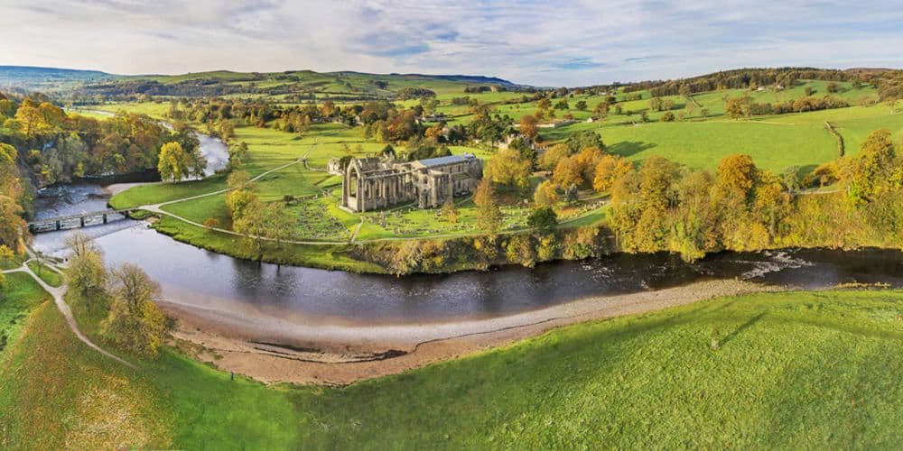 REVIEW The Devonshire Arms at Bolton Abbey – The Yorkshire Dales 03