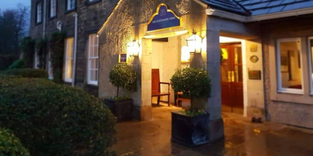 REVIEW The Devonshire Arms at Bolton Abbey – The Yorkshire Dales 04