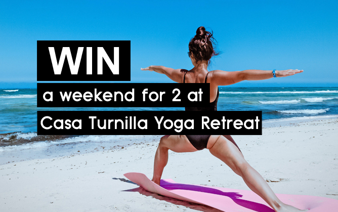 Yoga Retreat Competition