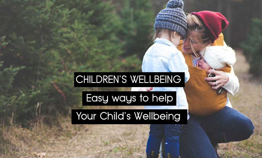 Children's Wellbeing | Kids these days – they've got it made – or have they?
