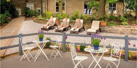 The Garden Secret Spa at Ringwood Hall Hotel Spa Chesterfield 2