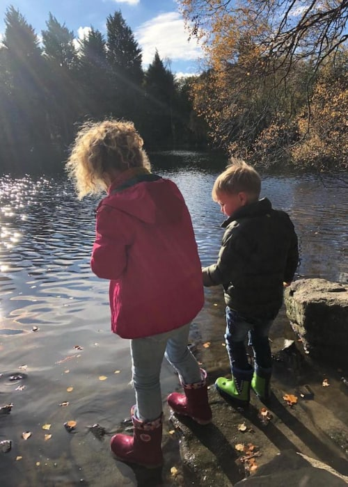 KID FRIENDLY WALK   Bingley St Ives Estate – West Yorkshire