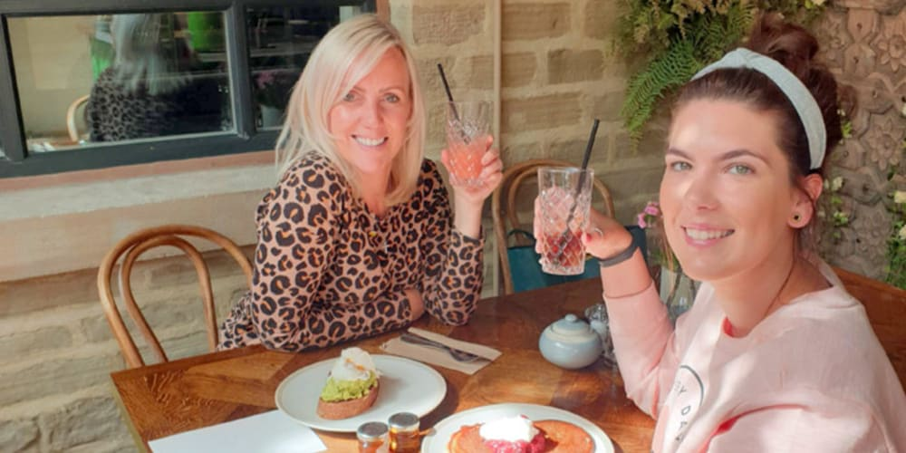 RECOMMENDATION Brunch at The Kitchen at Manor House Lindley in Huddersfield 7