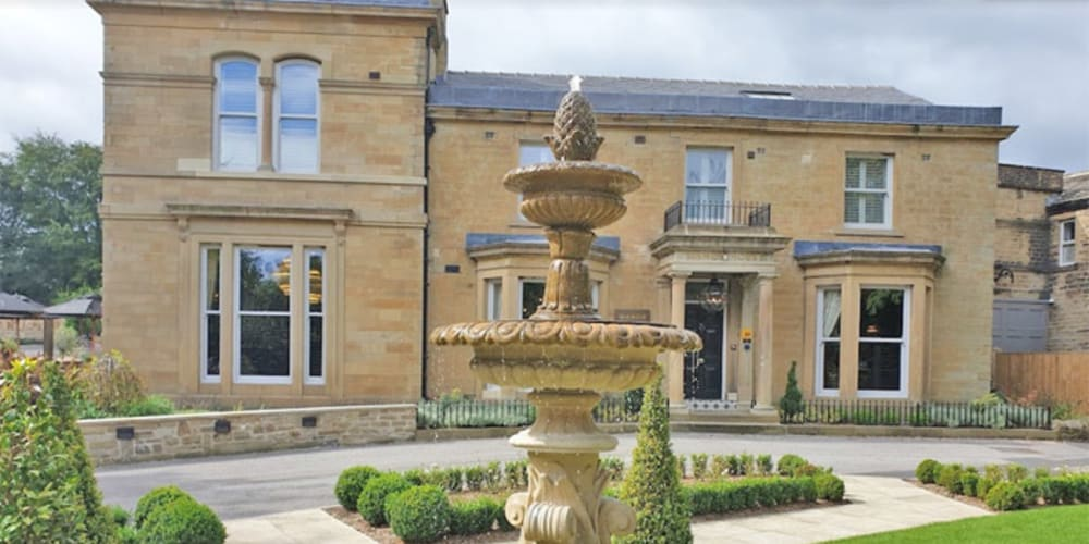 RECOMMENDATION Brunch at The Kitchen at Manor House Lindley in Huddersfield