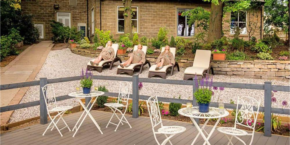The Garden Secret Spa at Ringwood Hall Hotel & Spa, Chesterfield 2