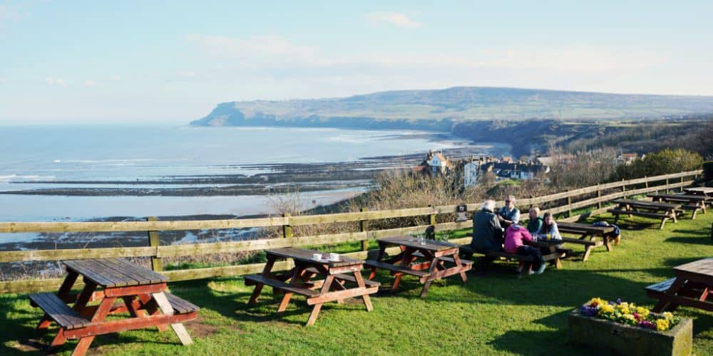 The Victoria Hotel, Robin Hood's Bay 117