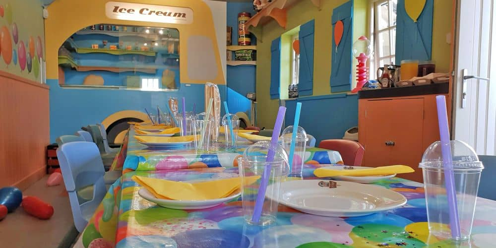 Kids Party Ideas – A birthday bonanza at Billy Bobs Diner in The Yorkshire Dales 01