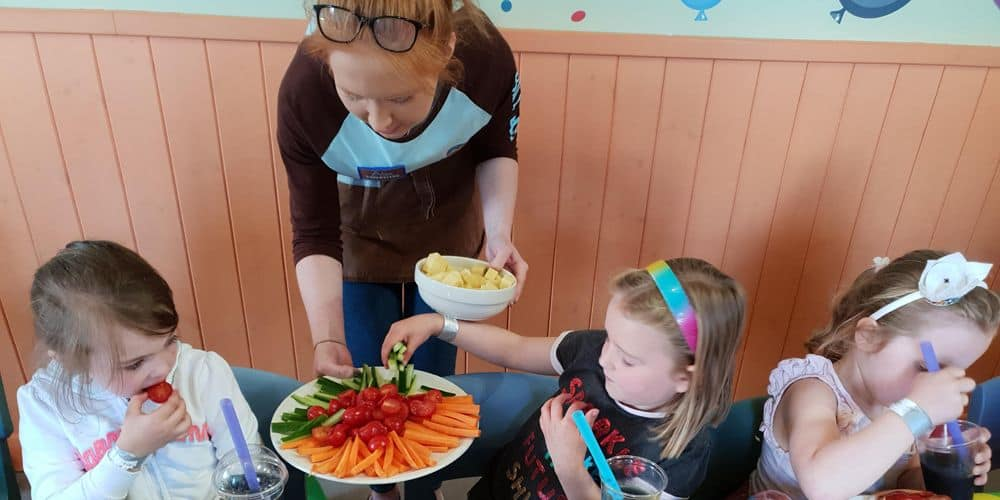 Kids Party Ideas – A birthday bonanza at Billy Bobs Diner in The Yorkshire Dales 08