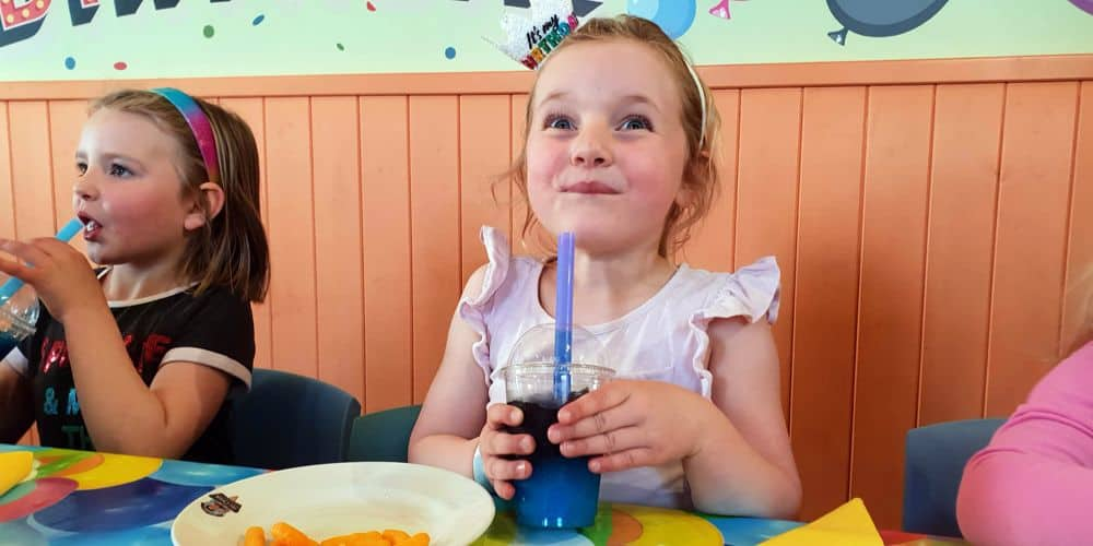 Kids Party Ideas – A birthday bonanza at Billy Bobs Diner in The Yorkshire Dales 06