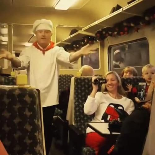 RECOMMENDATION   A magical trip on The Train To Christmas Town 2