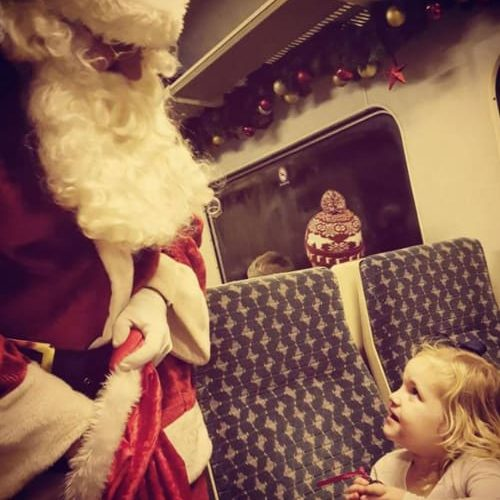 RECOMMENDATION   A magical trip on The Train To Christmas Town 4