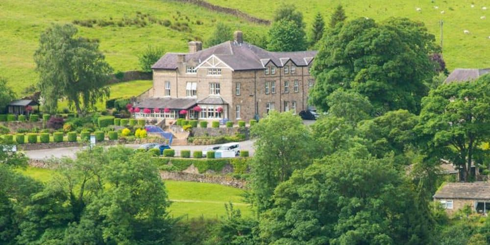 REVIEW A lovely late lunch at The Devonshire Fell Hotel Yorkshire Dales 01