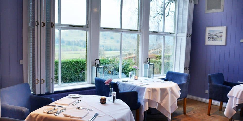 REVIEW A lovely late lunch at The Devonshire Fell Hotel Yorkshire Dales 013