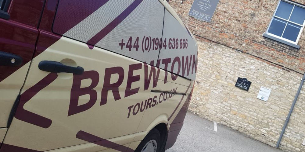 REVIEW   A Scenic Ale Trail of Yorkshire's Finest Micro breweries with Brewtown Tours 5
