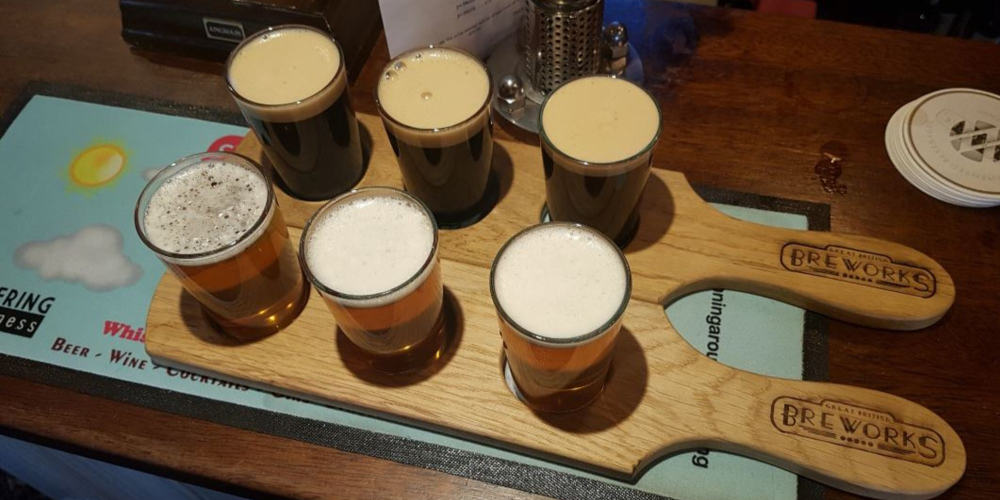 REVIEW | A Scenic Ale Trail of Yorkshire's Finest Micro-breweries with Brewtown Tours 101