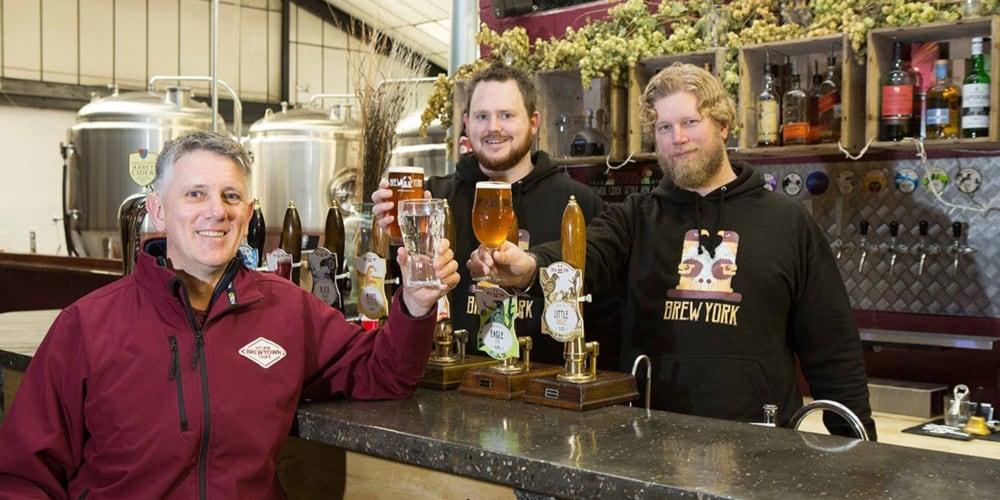 REVIEW   A Scenic Ale Trail of Yorkshire's Finest Micro breweries with Brewtown Tours