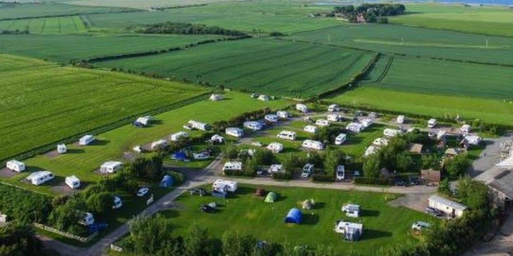 TRAVEL 10 brilliant UK Coastal Campsites with great family friendly facilities 06