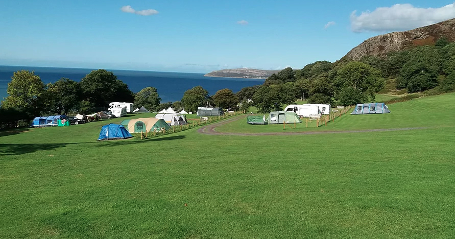 10 brilliant UK coastal campsites with great family-friendly facilities 110