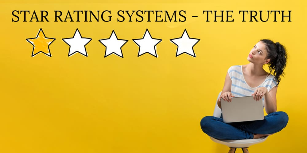 The hotel star rating system - who its really aimed at 34