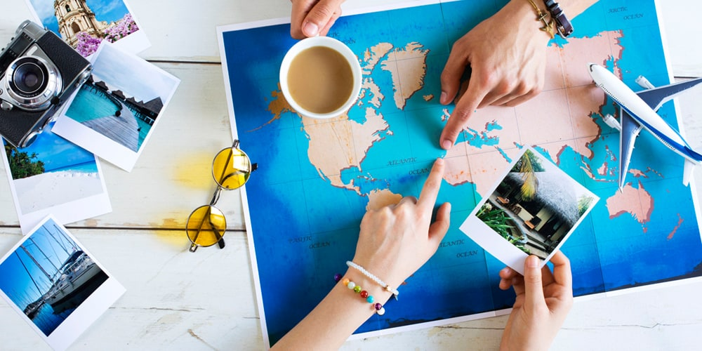 The difference between travel agents & tour operators 34
