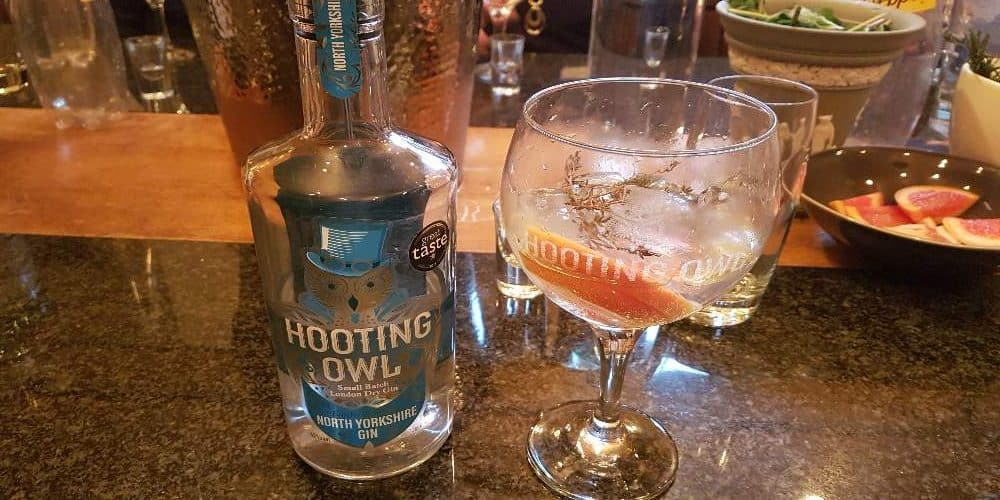 EXPERIENCE REVIEW - Brewtown Tours gin and beer tours in Yorkshire 9