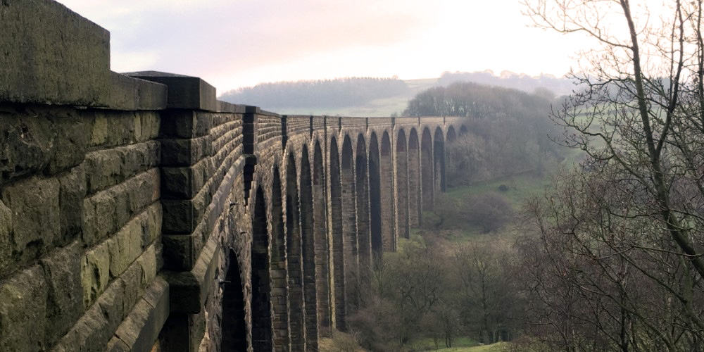 Hewenden Viaduct Walk