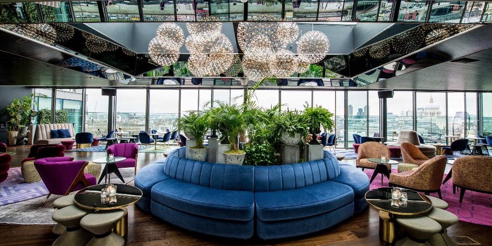 Recommendation -  Bottomless Brunch at Sea Containers, London 31
