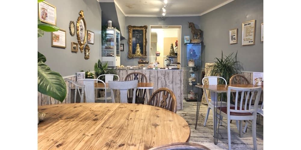 KENT Seaside Kitchen and Cake Parlour Vegan