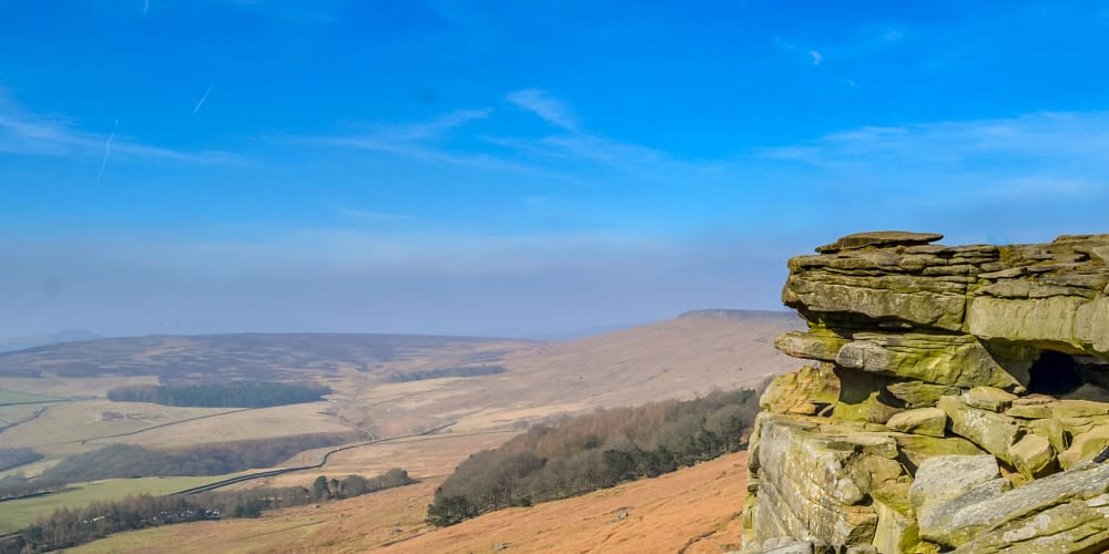 Sheffield Stanage edge 2
