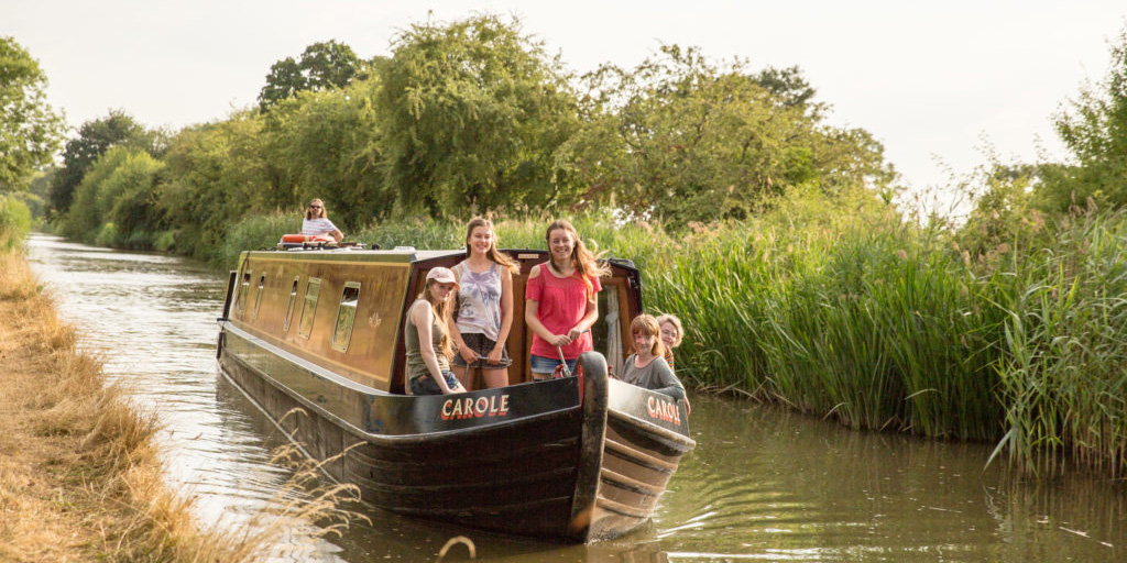 5 of the best boat, train and bike tours in the UK for all the family 118